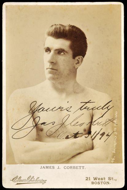 James J Corbett
