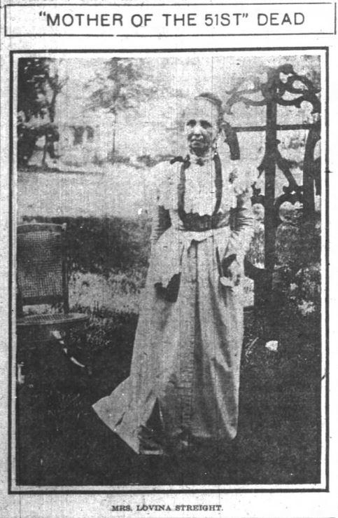 Lovina Streight -- Indianapolis News, June 6, 1910 (5)