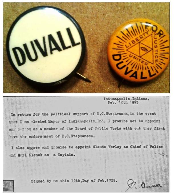 Duvall letter