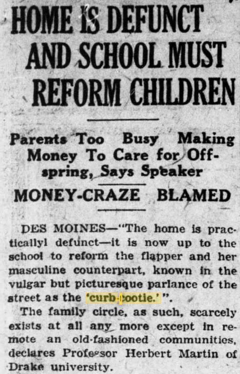 Wichita Daily Eagle, July 23, 1922