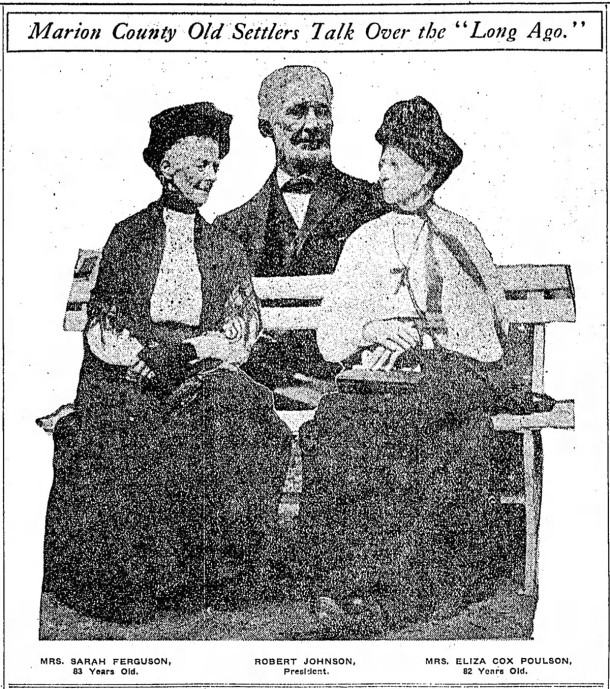 (1907 Indianapolis Star clipping courtesy of newspapers.com}