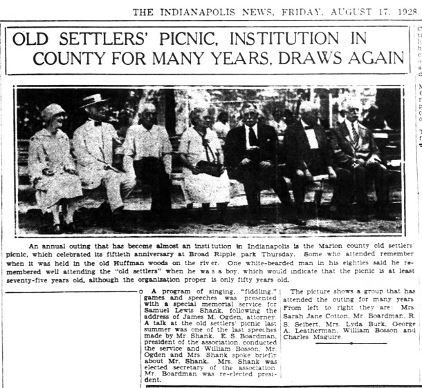 (1928 Indianapolis News scan courtesy of newspapers.com)