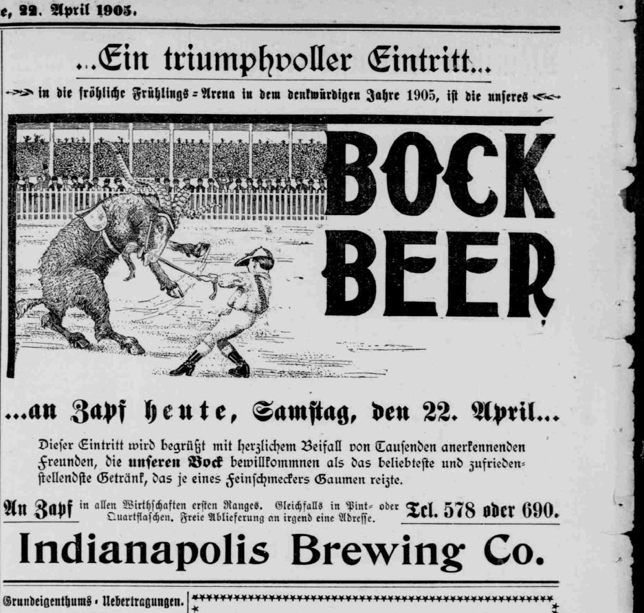 The Rise and Fall of the Billy Goat Beer