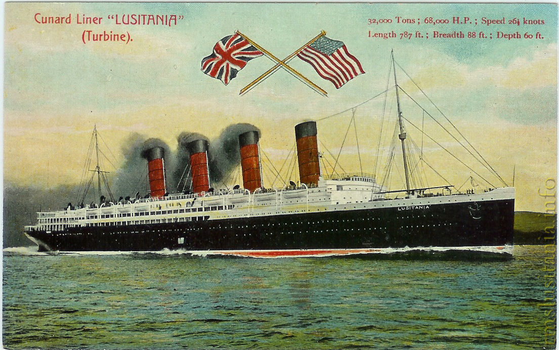 the long history of the ill fated lusitania May 5, 2015, 12:01 am edt retired venture capitalist gregg bemis owns the salvage rights to the lusitania — and he thinks he can solve the 100-year-old mystery of why it sank so quickly.