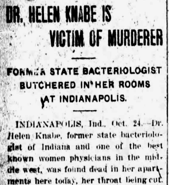 Fort Wayne Daily News, October 24, 1911