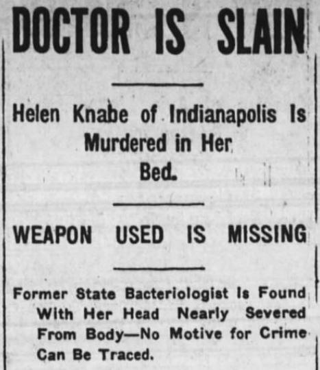 Huntington Herald, October 26, 1911