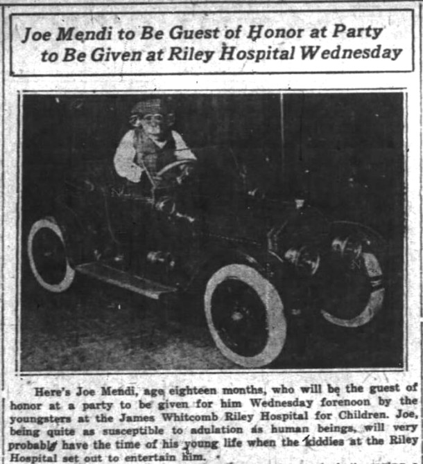 Indianapolis News, January 30, 1926