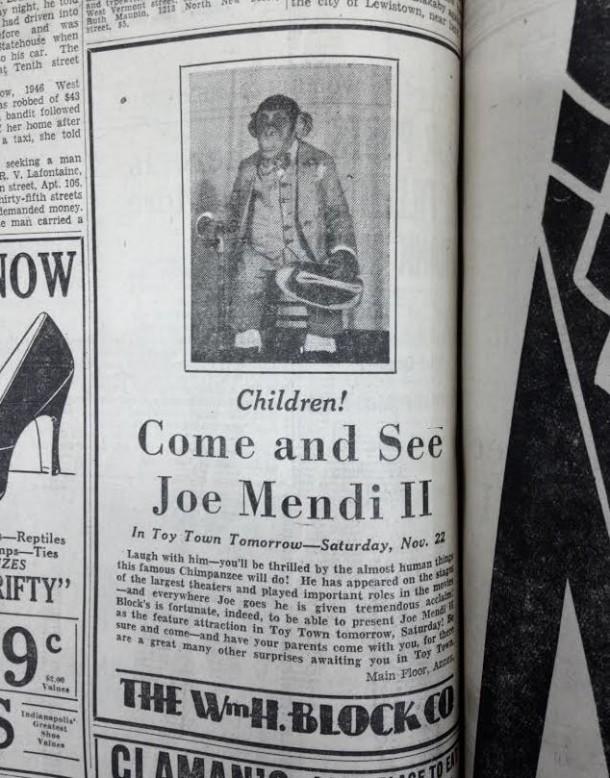 Indianapolis Times, November 21, 1930