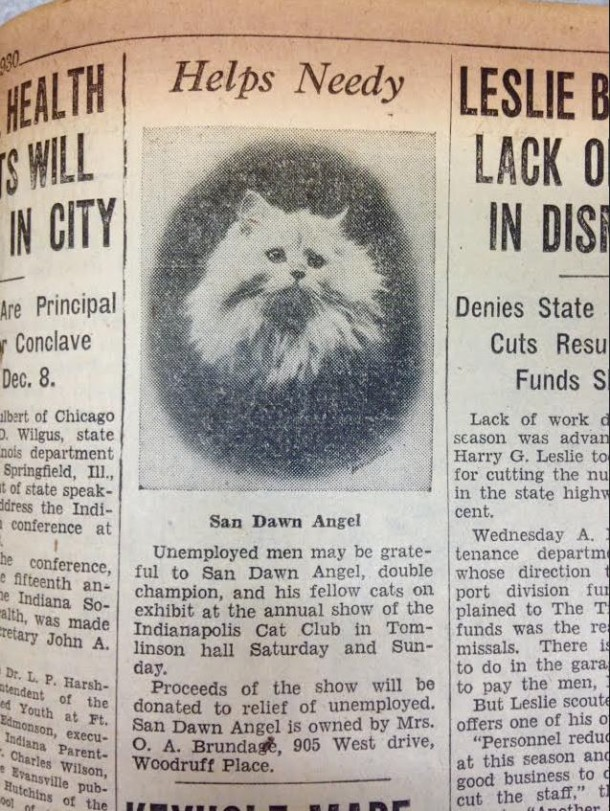 Indianapolis Times, November 27, 1930