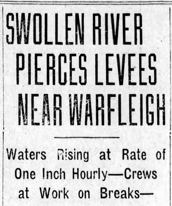 (1930 Indianapolis Star headline courtesy of newspapers.com)