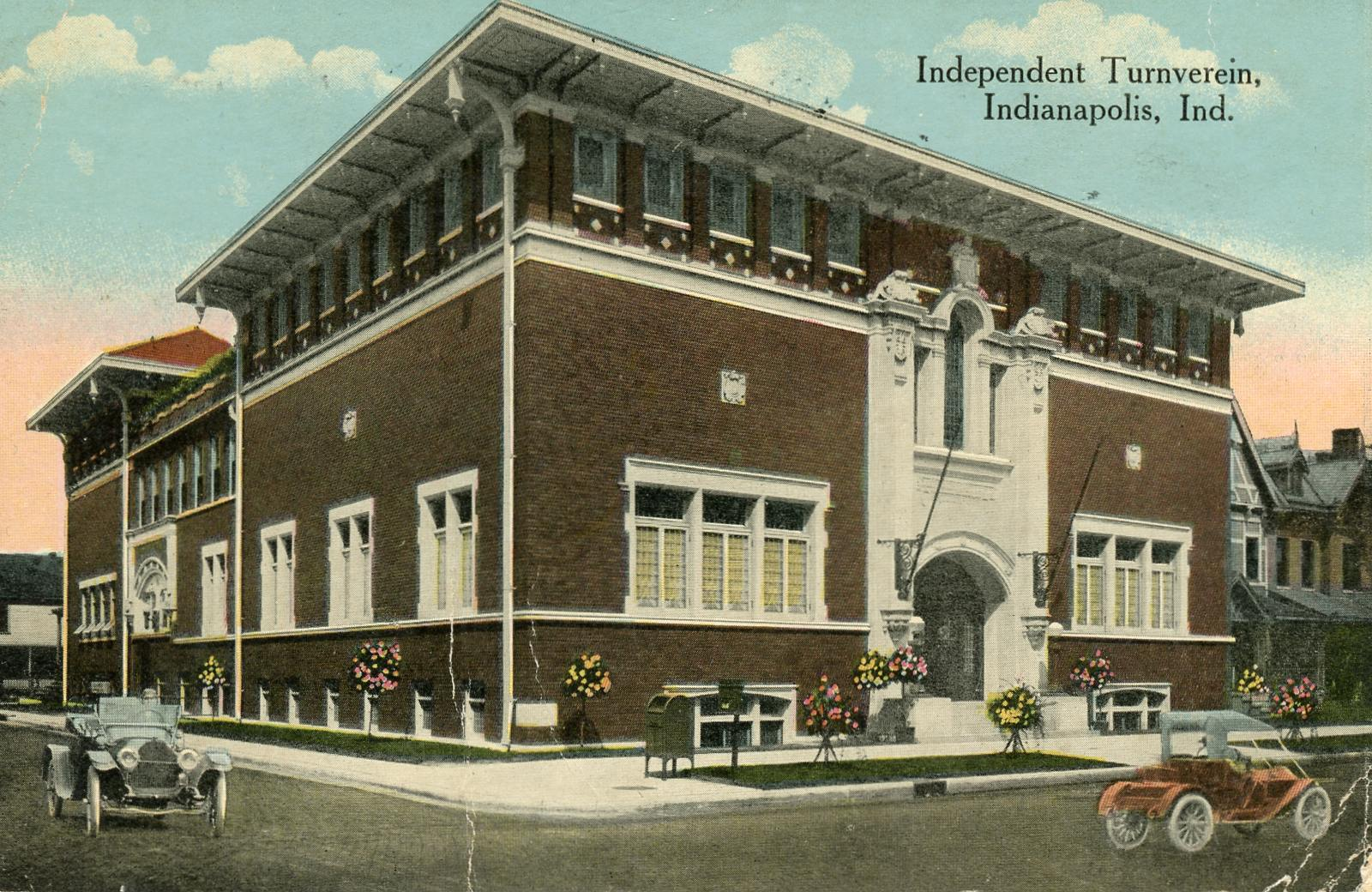 Then & Now: Independent Turnverein, 902 N. Meridian
