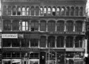 The Pearson Piano Company in the Exchange block circa 1928 (Courtesy Bass Photo Company Collection, Indiana Historical Society)