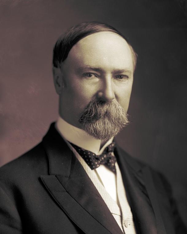 Charles Fairbanks, Hoosier Senator and Vice President (Public Domain)