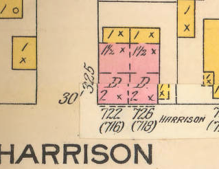 1898 Sanborn
