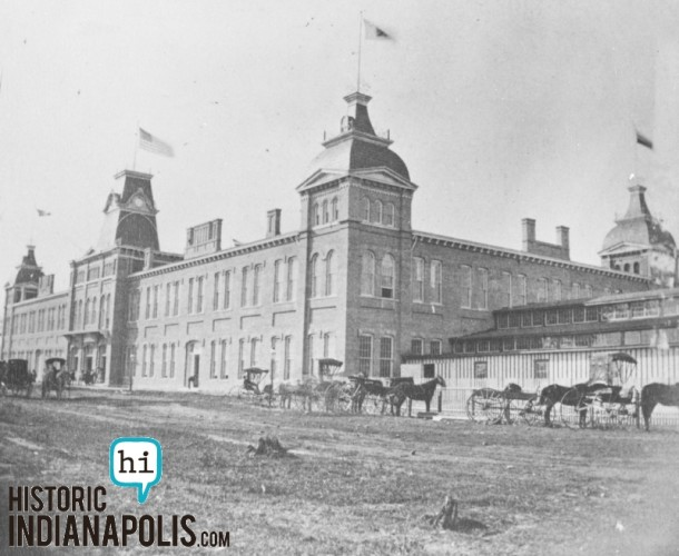 State Fair and Exposition, 1873 State Archives image