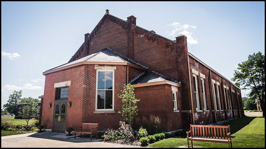 New Life at Central State Part III: The 1899 Building