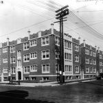 Then & Now: Canterbury Apartments