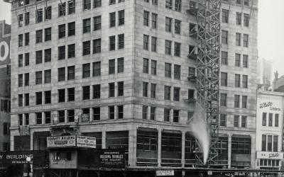 Guaranty Building, 20 N. Meridian Street