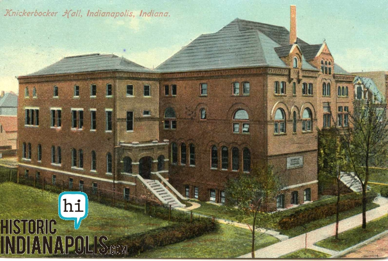 Then & Now: Knickerbacker Hall, 1545 Central Avenue