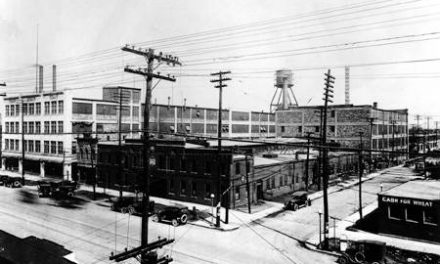 Cole Motor Car Company, 730 E. Washington Street