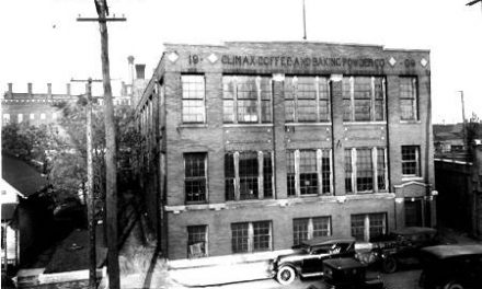 Climax Coffee and Baking Powder Company, 31-37 S. Davidson Street