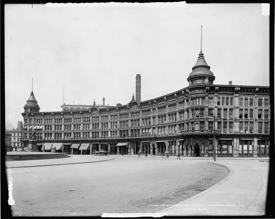English Hotel and Opera House