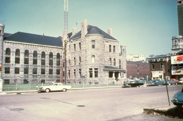 Marion County Jail, 1961