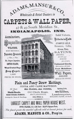 19TH INDIANA STATE FAIR- OCTOBER 2-7, 1871