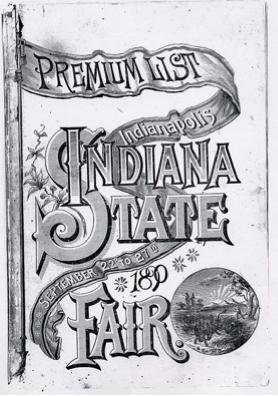 State Fair: September 22-27, 1890