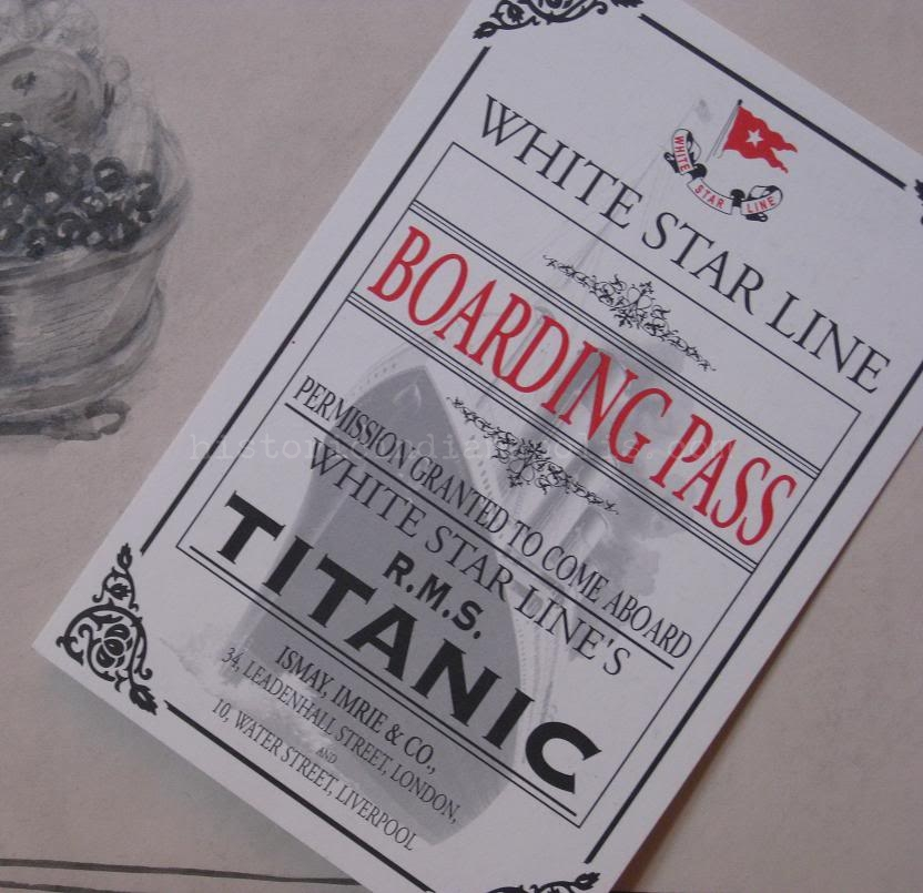 All Aboard!! Titanic has pulled into Indianapolis' Harbor!