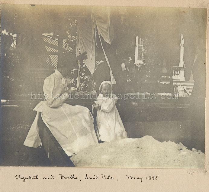 Elizabeth Harrison's Childhood
