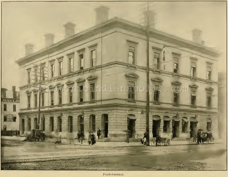 The Post Office: 1893
