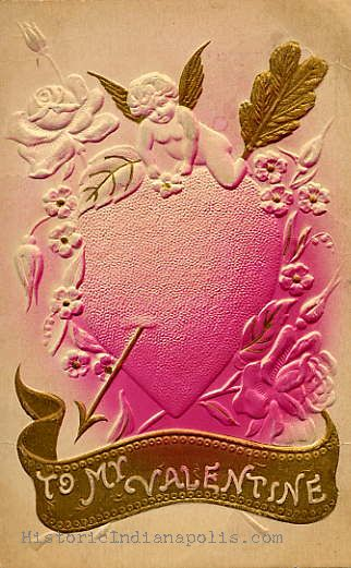 Historic Valentine's Cards – Part I