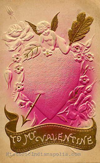 Historic Valentine's Cards – Part I