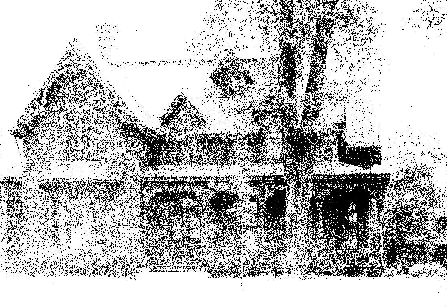 Spann/Miller House, 1207 Delaware