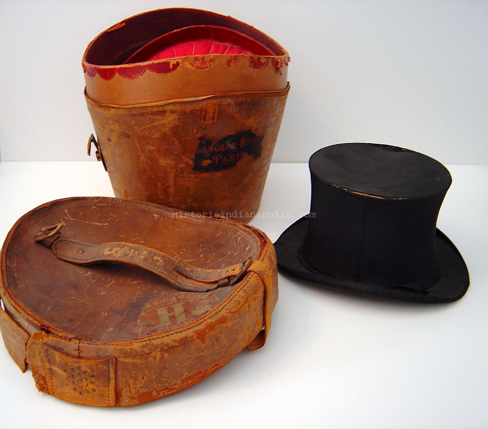 One for the Gents: President Harrison's Top Hat