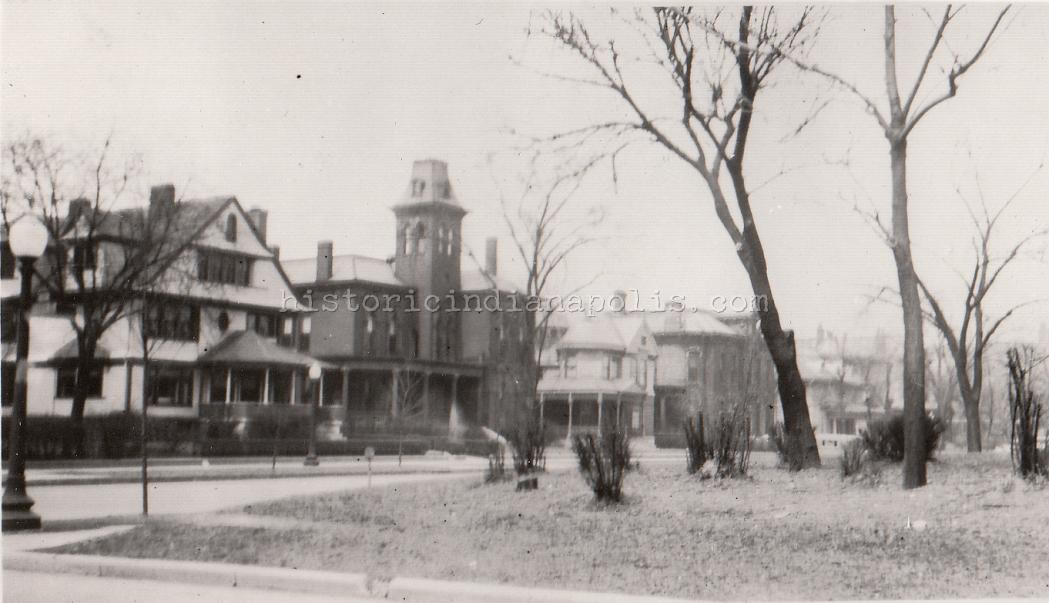 1300 block of Delaware – West side