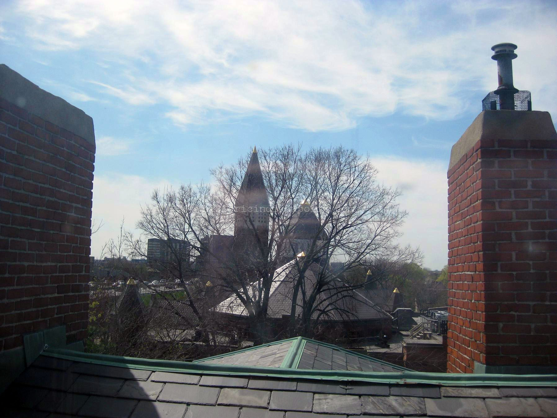 Room with a View: Morris-Butler Tower