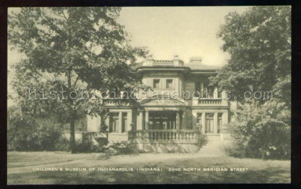 Preservation Denied: Children's Museum at 3010 N. Meridian