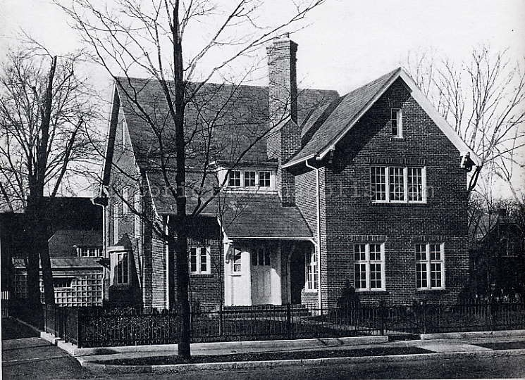 Then & Now: Marmon House