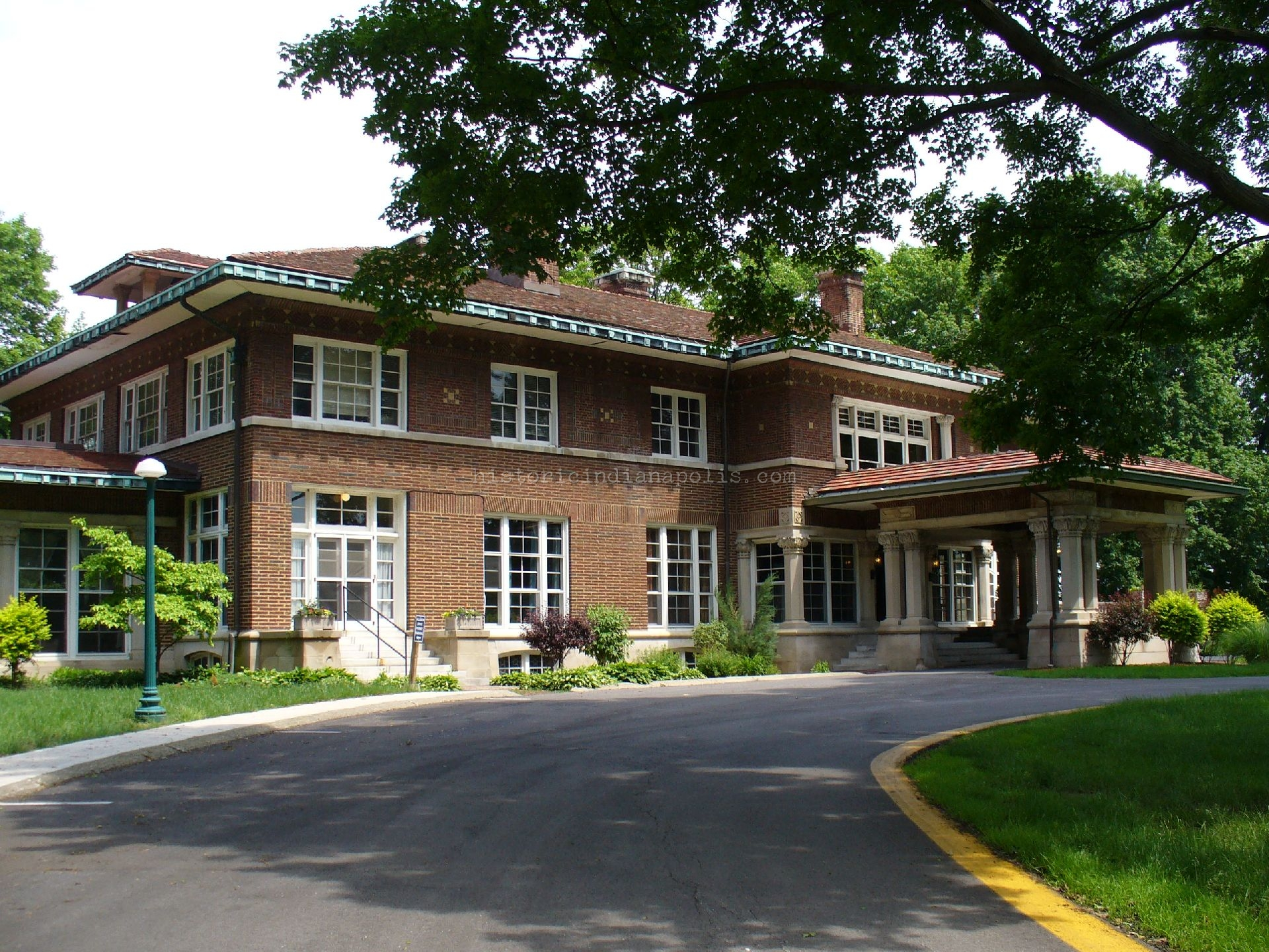 Allison and Wheeler Mansions