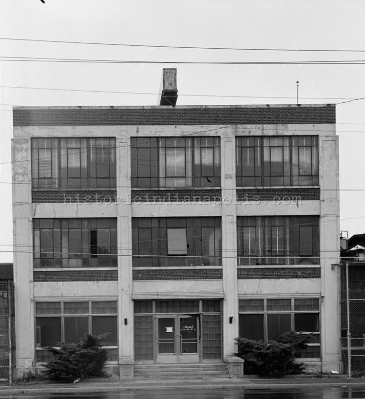 Preservation Denied: West Washington Street Duesenberg Plant