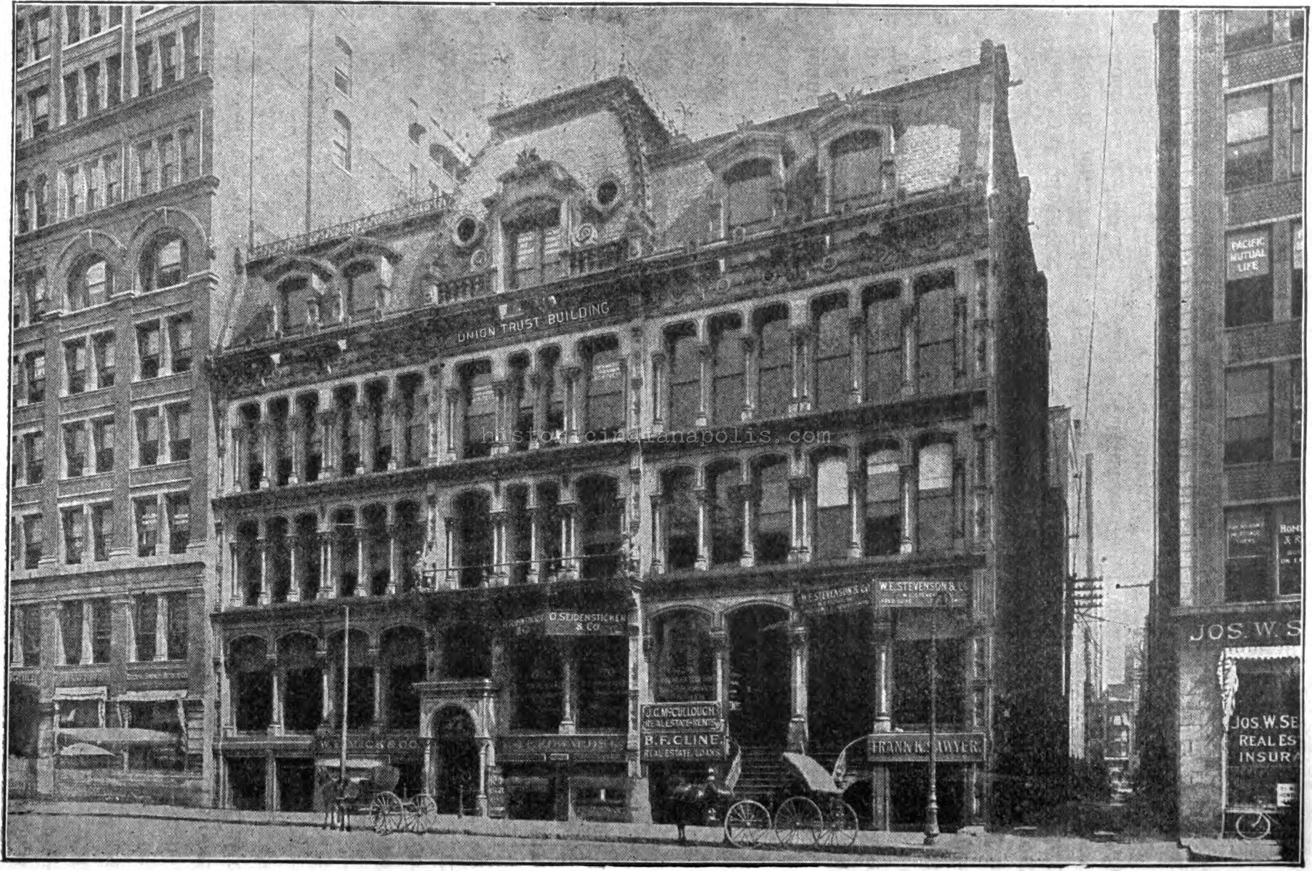 Preservation Denied: Union Trust Company