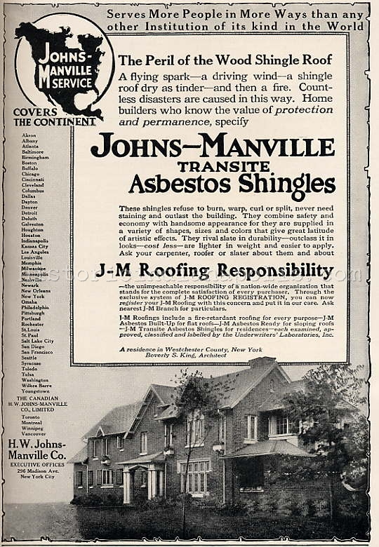 Sunday Advert: National Companies with Indianapolis Branches from 1916