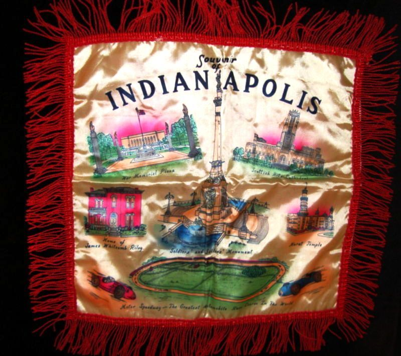 Indianapolis Collected: Tourist Souvenirs