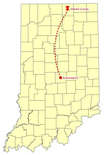 Outside the Circle: Elkhart County