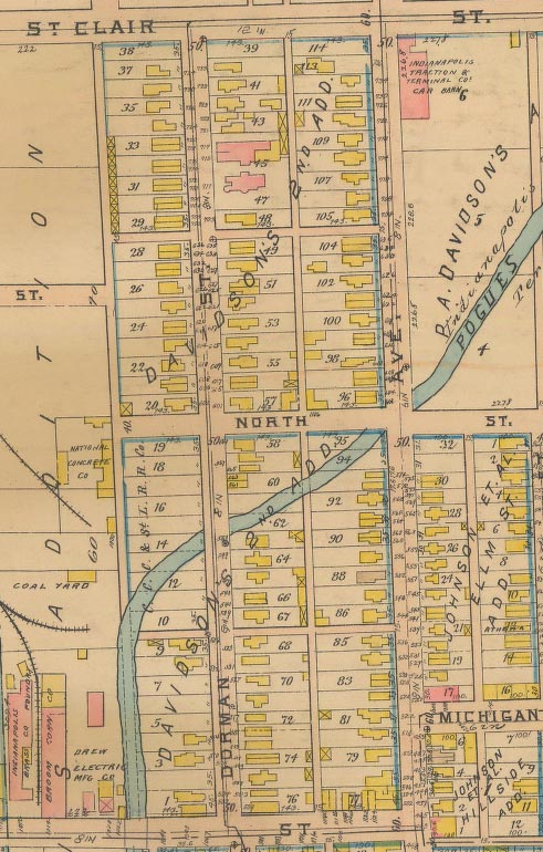 What's in a Name: Dorman Street