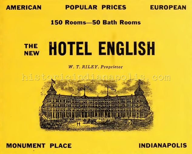 Hotel Adverts of 1910's-1920's
