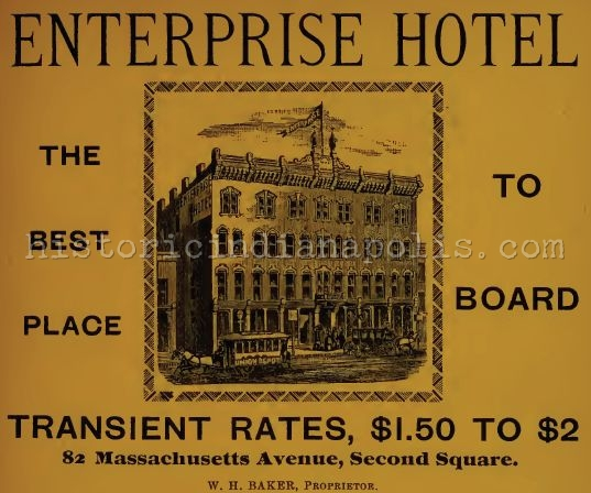 Sunday Ads: Hotels of the 1890s and 1900s