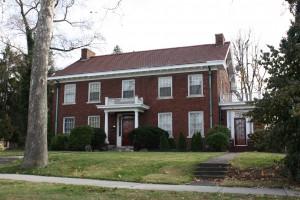 Building Language Colonial Revival Historic